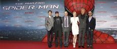 THE AMAZING SPIDER-MAN: Fotos der Deutschlandpremiere