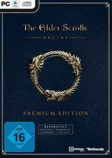 The Elder Scrolls Online: Premium Edition ab sofort exklusiv in Deutschland, Österreich und der Schweiz erhältlich