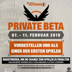 Tom Clancy&apos;s The Division<sup>&reg;</sup> 2 | Private Beta zeigt erste Einblicke in Endgame Inhalte