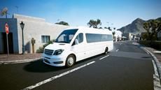Tourist Bus Add-On Minibus W906 ab heute erhältlich