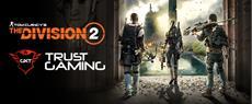Trust Gaming und Ubisoft mit ganzheitlichem Spielerlebnis von The Division<sup>®</sup> 2