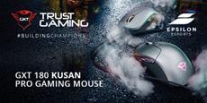 Trust stellt neue GXT180 Kusan Pro Gaming Mouse vor