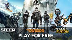 Ubisoft beginnt die E3-Feierlichkeiten mit einem Gratis-Wochenende für PC-Spiele und mit verrückten Rabatten