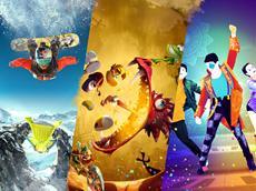 Ubisoft kündigt erste Spiele für Nintendo Wsitch<sup>™</sup> an
