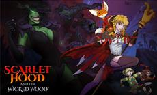 Vibrant New Fantasy Puzzle Adventure Scarlet Hood and the Wicked Wood Arrives on Steam Early Access February 10