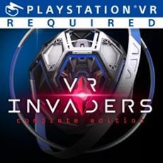 VR Invaders ab sofort für PlayStation VR verfügbar