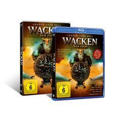 WACKEN - DER FILM ab 24. Dezember als DVD, Blu-ray und VoD