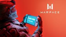 Warface/Switch: 1 Million Spieler innerhalb eines Monats