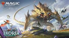 Wizards of the Coast bringt den König der Monster zu Magic: The Gathering mit Monstern der Godzilla-Reihe