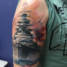 World of Warships feiert die besten maritimen Tattoos mit den Gewinnern des Naval Tattoo Worldwide Photo Contest
