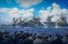 World of Warships gedenkt 75. Jahrestag des Endes des 2. Weltkriegs mit 1. Virtual Naval Parade