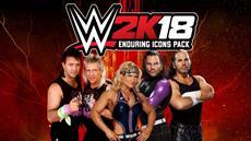 WWE 2K18 Ewige Helden Pack ab sofort erhältlich