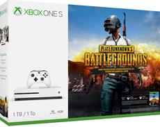 Xbox One S: PLAYERUNKNOWN'S BATTLEGROUNDS im Bundle
