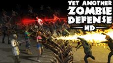 Yet Another Zombie Defense HD, a hit top-down arcade zombie shooter, overcomes spiked fields, and tears into Nintendo Switch<sup>™</sup> on April 5.