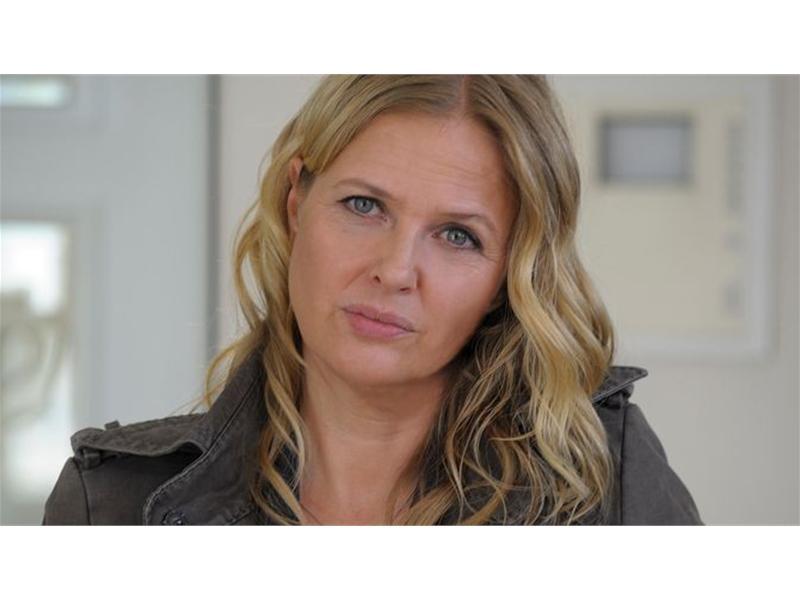 """Vera Lanz (K1atharina Böhm) ist """"Die Chefin"""" (Quelle: ZDF)"""