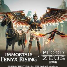 """""""Blood of Zeus"""" von Netflix betritt das mythologische Reich von Immortals Fenyx Rising"""