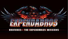"""""""Broforce"""" und """"Expandables 3"""" bündeln in """"Expendabros"""" ihre Kräfte"""
