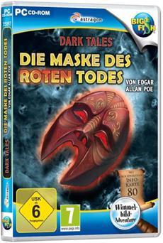 """""""Dark Tales: Die Maske des Roten Todes von Edgar Allan Poe"""" - Eine verzwickte Suche nach Gerechtigkeit"""