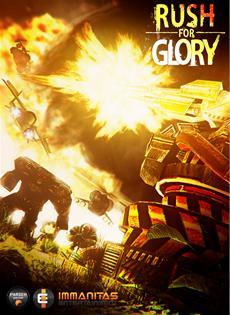 """""""Rush for Glory"""" garantiert actiongeladene Tower-Defense-Schlachten für PC"""