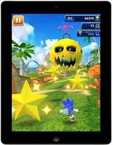 """Sonic Dash"" trifft ""Sonic Lost World"""