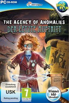 """""""The Agency of Anomalies: Der letzte Auftritt"""" - Vorhang auf für eine paranormale Sensation"""