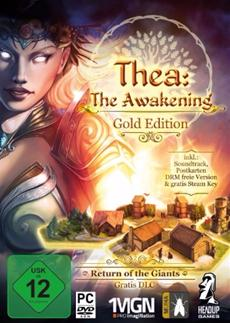 """Thea: The Awakening"" ab heute im Handel"