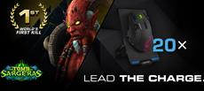 20 Leadr-Gaming-Mäuse für die erfolgreichste World of Warcraft-Raidgilde