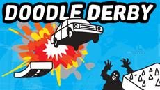 2D Action Game Doodle Derby Out Now on Steam, Pre-orderable for Nintendo Switch