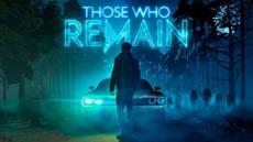 Adventure-Thriller Those Who Remain ab sofort erhältlich