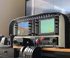 Aerosoft sichert sich die exklusiven Vertriebsrechte für die Flugsimulations-Hardware von RealSimGear