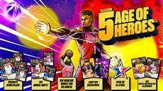 Age of Heroes: NBA<sup>&reg;</sup> 2K21 MyTEAM Season 5 beginnt heute