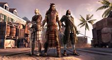 ASSASSIN'S CREED III Ubisoft veröffentlicht die Kampferprobten