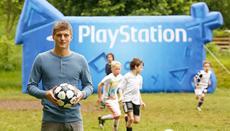 Auftakt zum PlayStation Junior Champions Cup am 19. Juli in Köln
