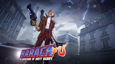 Barack Fu: The Adventures of Dirty Barry enthüllt