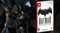 Batman - The Telltale Series ab sofort für Nintendo Switch erhältlich