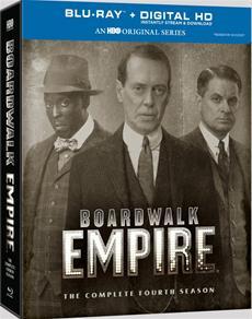 BD/DVD-VÖ   Boardwalk Empire - Die komplette vierte Staffel