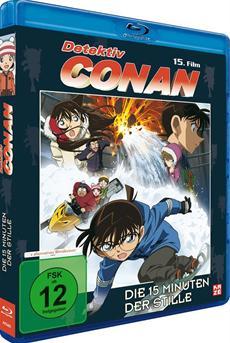BD/DVD-VÖ | Detektiv Conan 15. Film: Die 15 Minuten der Stille