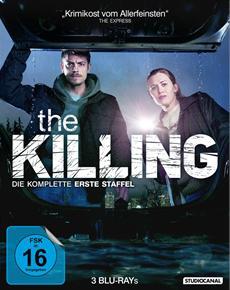 BD/DVD-VÖ   THE KILLING - Staffel 1+2