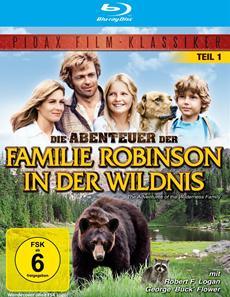 BD/DVD-VÖ | Trilogie Die Abenteuer der Familie Robinson in der Wildnis