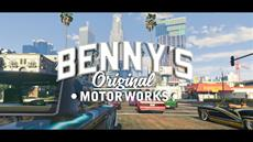 Benny's Original Motor Works - morgen feiern wir die große Wiedereröffnung