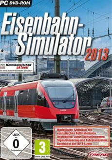 Best of Simulations: Eisenbahn-Simulator 2013