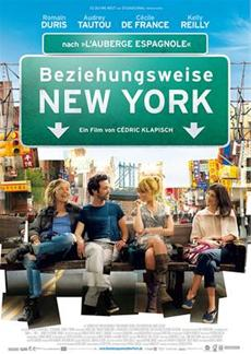 """BEZIEHUNGSWEISE NEW YORK: Feature """"WO BIN ICH HIER BLOSS GELANDET?"""""""