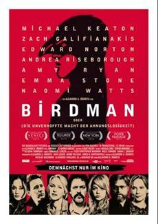 BIRDMAN: Michael Keaton breitet seine Fl&uuml;gel in Richtung Oscar<sup>&reg;</sup> aus