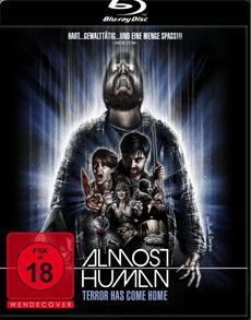 BD/DVD-VÖ | Almost Human - TERROR HAS COME HOME