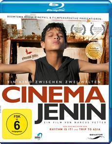 CINEMA JENIN und MORE THAN HONEY in der Vorauswahl zum DEUTSCHEN FILMPREIS 2013