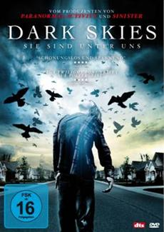 BD/DVD-VÖ | Dark Skies - Sie sind unter uns