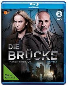 """""""Die Brücke II – Transit in den Tod"""": Skandinavische Ermittler im ZDF erfolgreich"""