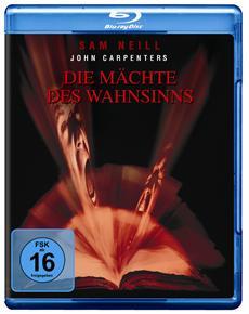 Ab 25.10.2013 erstmals auf Blu-Ray: Die Mächte des Wahnsinns