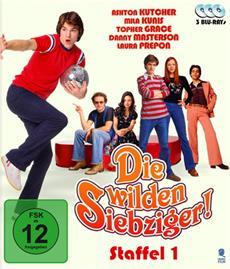 Review (BD): Die wilden Siebziger - Die komplette 1. Staffel