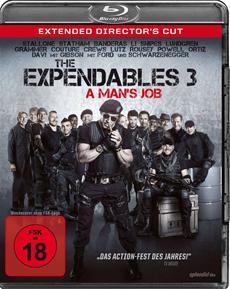 Gewinnspiel | The Expendables 3 - A Man's Job (Extended Director's Cut)